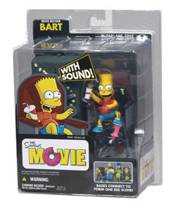 Simpsons Movie - Bart