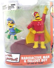 Radioactive Man & Fallout Boy