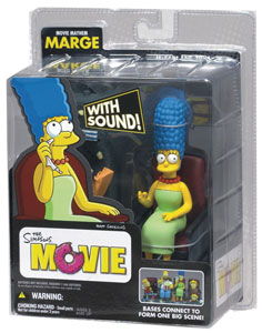 Simpsons Movie - Marge