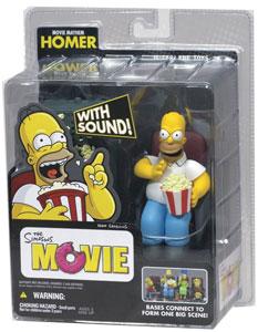 Simpsons Movie - Homer