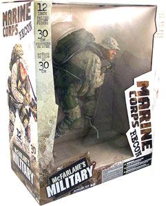 12-Inch MILITARY MARINE CORPS RECON