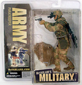 Redeploy - Army Paratrooper
