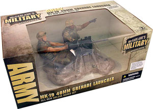 MK-19 40MM GRENADE LAUNCHER BOXED SET