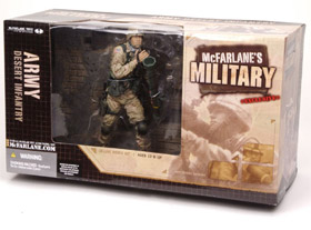 Army Desert Infantry Box Set