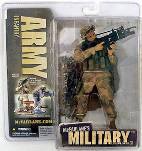 Redeployed - Army Infantry