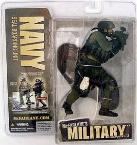 Redeployed - Navy Seal Boarding Unit