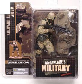 Army Desert Infantry