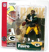 Brett Favre Series 4 - Packers