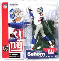 Jason Sehorn Blue Sox - Giants