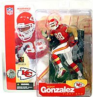 Tony Gonzalez - Chiefs