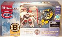 NHL 2-Pack: Jose Theodore(Canadiens) and Joe Thornton(Bruins)