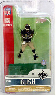 3-Inch Reggie Bush - New Orleans Saints