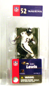 3-Inch Singles: Ray Lewis