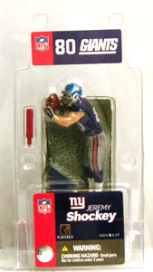 3-Inch Singles: Jeremy Shockey