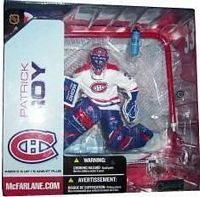 PATRICK ROY Series 5 Montreal Canadiens White Jersey