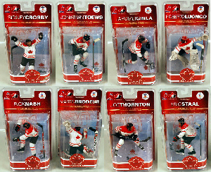 Team Canada 2010 Series 2 - Set of 8