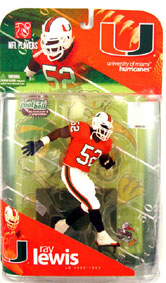 Ray Lewis - University of Miami Hurricanes