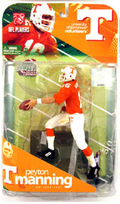 Peyton Manning - University of Tennessee Volunteers