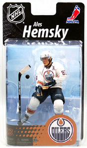 NHL Canadian Exclusive - Ales Hemsky - Oilers