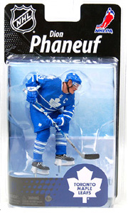 NHL Canadian Exclusive - Dion Phaneuf - Maple Leafs