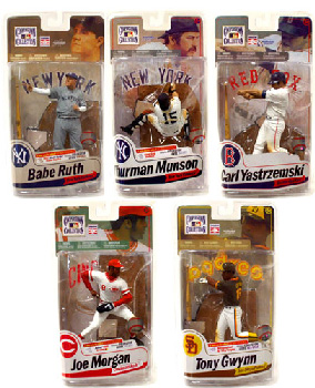 Mcfarlane Sports - MLB Cooperstown Series 7 - Set of 5