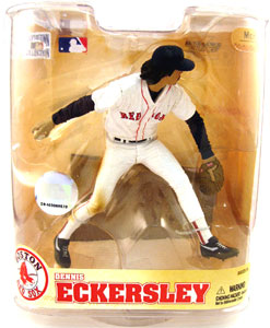 Dennis Eckersley Boston Red Sox Variant