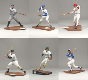 Mcfarlane Cooperstown Series 5 Set of 6