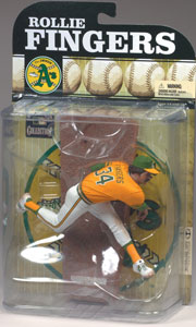Rollie Fingers - Oakland Athletics