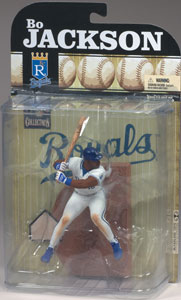 Cooperstown 6 - Bo Jackson - Kansas City Royals