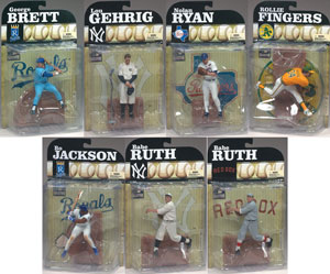 MLB Cooperstown Series 6 - Set of 7