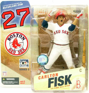 Cooperstown - Carlton Fisk Boston Red Sox