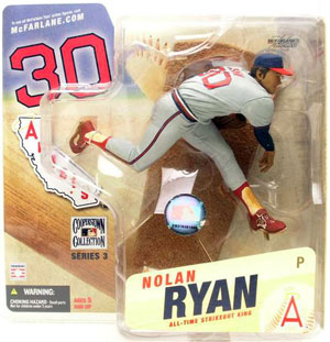 Nolan Ryan Series 3 - LOOSE