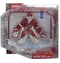 Dominik Hasek Series 2 - Detroit Red Wings - Red Jersey Variant