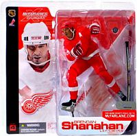 Brendan Shanahan - Detroit Red Wings Red Jersey Variant