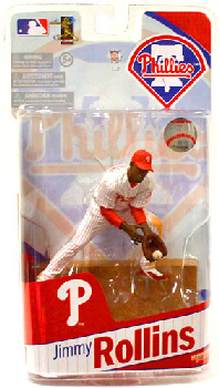 Elite MLB Team Phillies - Jimmy Rollins