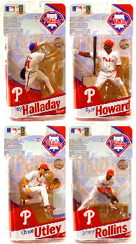 Elite MLB Team Phillies - Set of 4