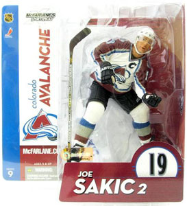 Joe Sakic 2 - Avalanche