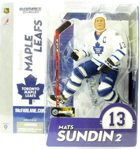 Mats Sundin 2 - Series 9 -Toronto Maple Leaf