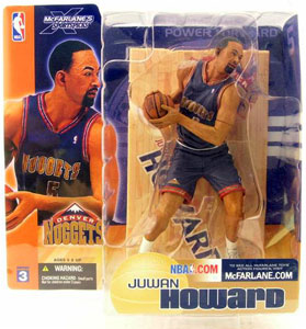Juwan Howard - Nuggets