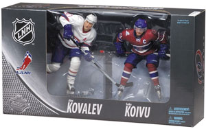 MONTREAL CANADIENS CENTENNIAL 2-PACK: ALEX KOVALEV AND SAKU KOIVU Exclusive