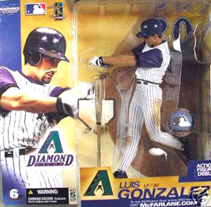 MLB 6 - Luis Gonzalez - Diamondbacks