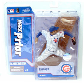 Mark Prior Series 11 - Cubs