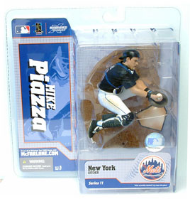 Mike Piazza Series 11 - Mets