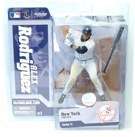 Alex Rodriguez Series 11 - Yankees