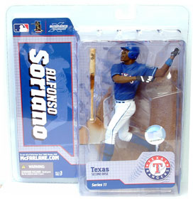 Alfonso Soriano - Rangers