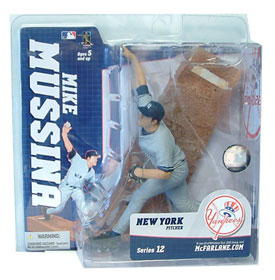 Mike Mussina - Yankees