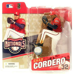 CHAD CORDERO - Nationals