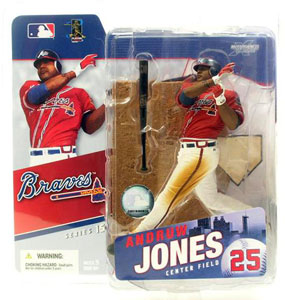ANDRUW JONES 2 Series 15 - Braves