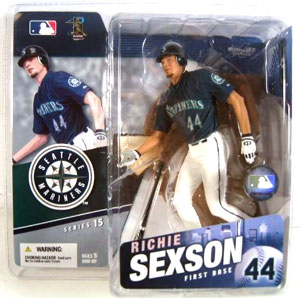 RICHIE SEXSON - Mariners