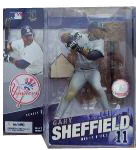 Gary Sheffield - Yankees - Grey Jersey Variant